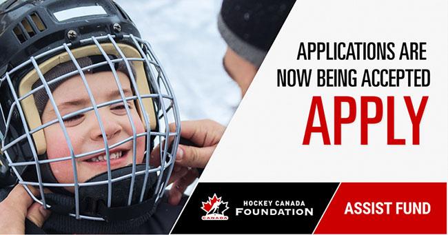 Hockey Canada Foundation – Assist Fund