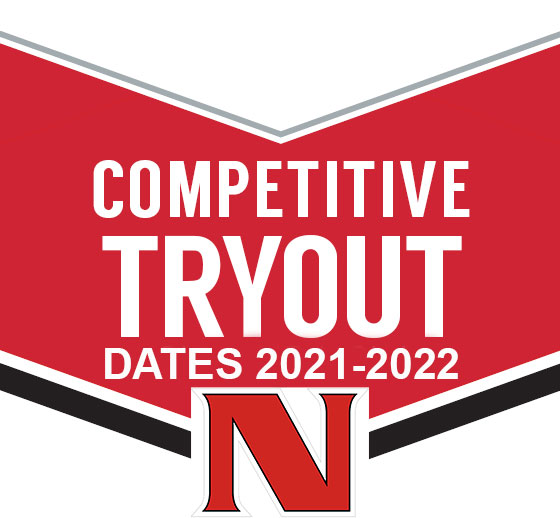 Competitive Try-out dates 2021-2022